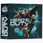 Hero's Duty 1 Vinyl Binder