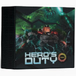 Hero's Duty 3 Binder