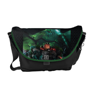 Hero's Duty Courier Bag