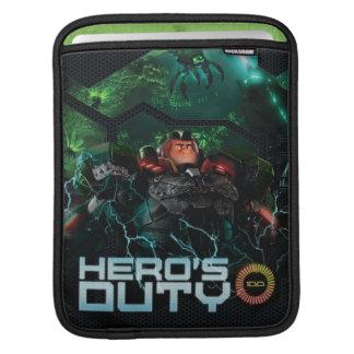 Hero's Duty iPad Sleeve