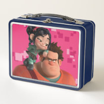 Hero's Duty Metal Lunch Box