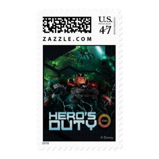Hero's Duty Postage