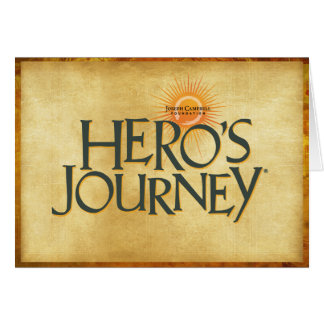 Hero's Journey® Greeting Card