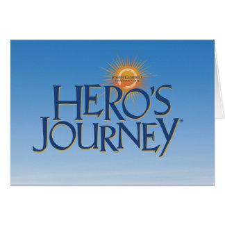 Hero's Journey® Sky Greeting Card
