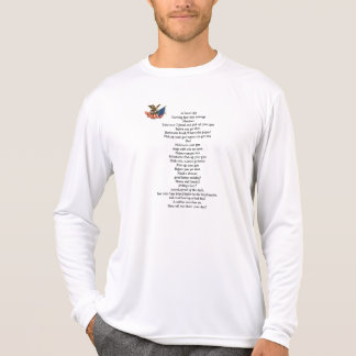 hero's life soldiers  tshirt