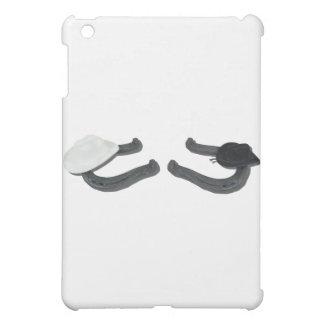 HeroVillainCowboyHatHorseshoe082611 iPad Mini Covers