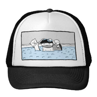 Herp Derp Mesh Hats