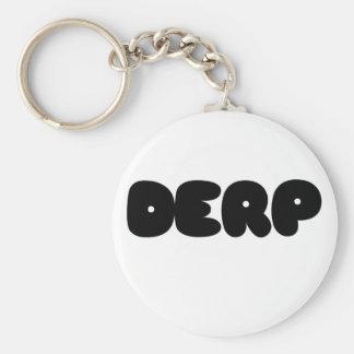 Herp Derp Keychains