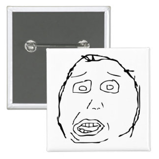 Herp Derp Pinback Button