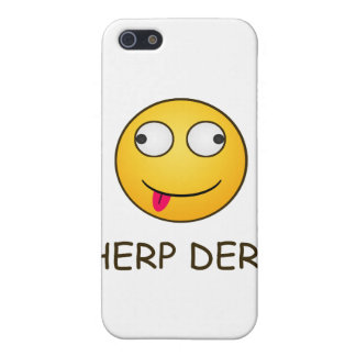 HerpDerp iPhone 5 Cases