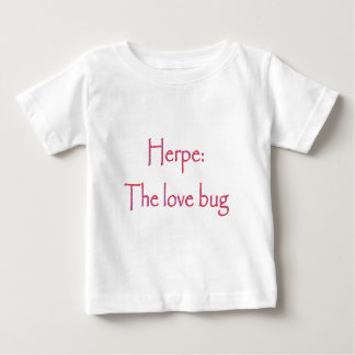 herpe the love bug baby T-Shirt