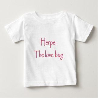 herpe the love bug baby T-Shirt