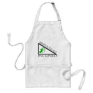 Herpetologically Inclined Adult Apron