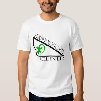 Herpetologically Inclined Shirts
