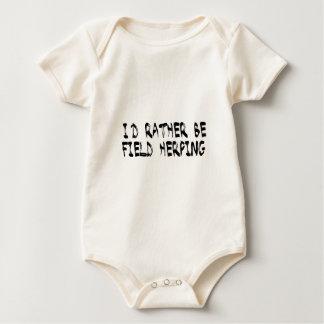 Herping bastante body para bebé