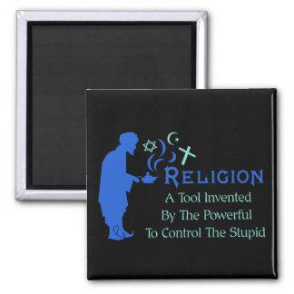 Herramienta de la religión imán cuadrado