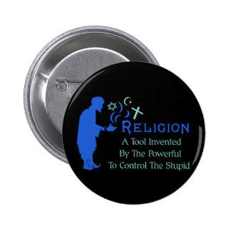 Herramienta de la religión pins