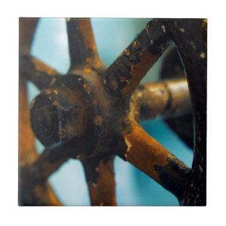Herramientas de la destilería azulejo cuadrado pequeño