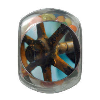 Herramientas de la destilería jarras de cristal jelly bely