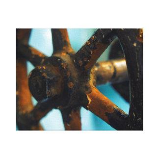Herramientas de la destilería impresión en lona estirada