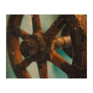 Herramientas de la destilería papel de corcho para fotos