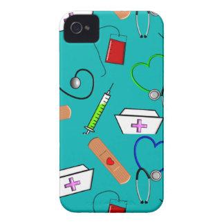 Herramientas de la enfermera Case-Mate iPhone 4 carcasa