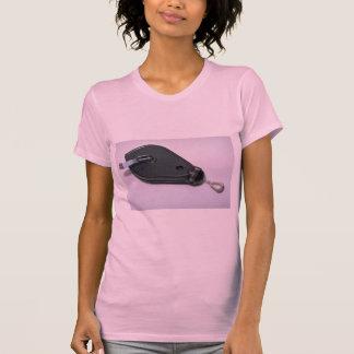 Herramientas de la línea de tiza comercial camiseta