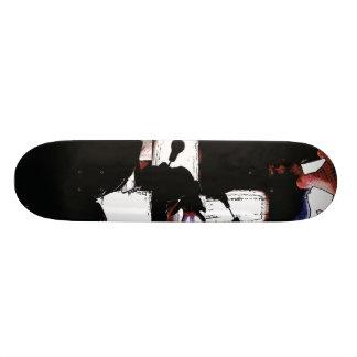 Herramientas de un comercio patineta personalizada