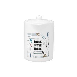 Herramientas del comercio: Hardware usado por la