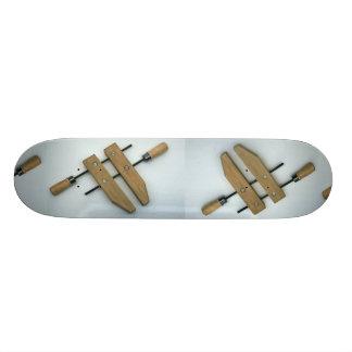 Herramientas del solo handscrew de madera comercia tabla de skate