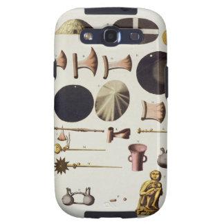 Herramientas y artefactos, Perú del inca, de 'Le C Samsung Galaxy S3 Coberturas