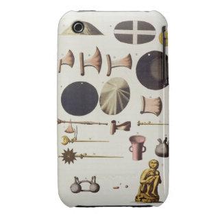 Herramientas y artefactos, Perú del inca, de 'Le Case-Mate iPhone 3 Protector