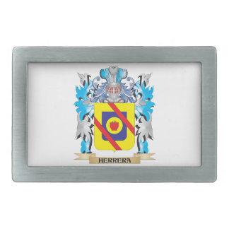Herrera Coat of Arms - Family Crest Belt Buckle
