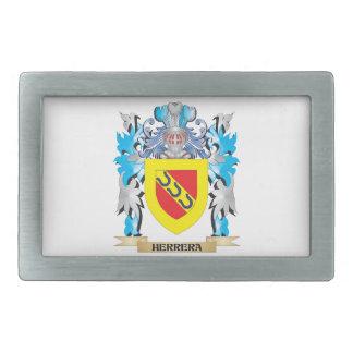 Herrera Coat of Arms - Family Crest Belt Buckles