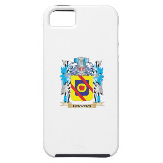 Herrera Coat of Arms - Family Crest iPhone 5 Covers