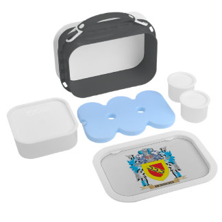 Herrera Coat of Arms - Family Crest Lunch Box