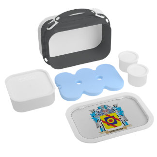 Herrera Coat of Arms - Family Crest Yubo Lunchboxes