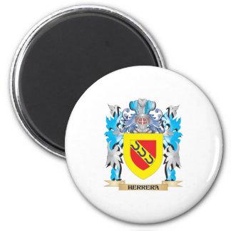 Herrera Coat of Arms - Family Crest Refrigerator Magnet