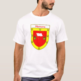 Herrera Coat of Arms/Family Crest T-Shirt