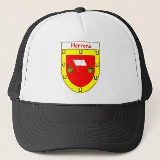 Herrera Coat of Arms/Family Crest Trucker Hat