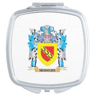 Herrera Coat of Arms - Family Crest Vanity Mirrors