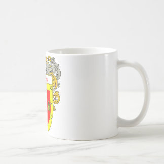 Herrera Coat of Arms (Mantled) Coffee Mug