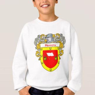 Herrera Coat of Arms (Mantled) Sweatshirt