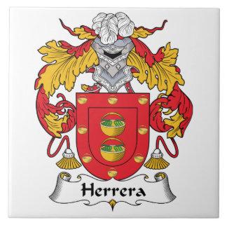 Herrera Family Crest Ceramic Tile