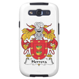Herrera Family Crest Galaxy SIII Case