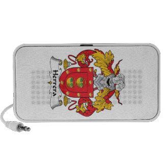Herrera Family Crest Portable Speaker