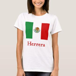 Herrera Mexican Flag T-Shirt