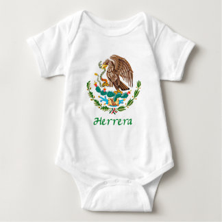 Herrera Mexican National Seal Baby Bodysuit