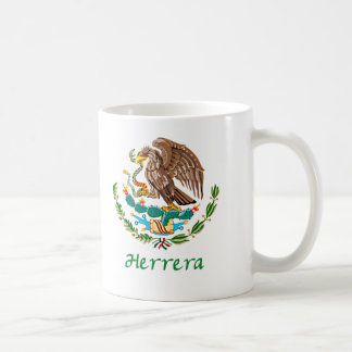 Herrera Mexican National Seal Coffee Mug