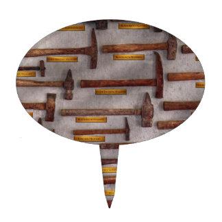 Herrero - herramientas - dolor de cabeza de la pal figura para tarta